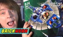 Мой Новогодний Подарок — Гунганская Подлодка — Brickworm