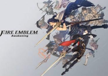 Fire Emblem Awakening Cover