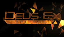 Deus Ex: The Fall. Трейлер для E3.