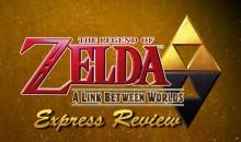 The Legend of Zelda: A Link Between Worlds. Экспресс Рецензия