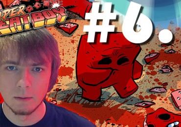 Super Meat Boy #6.1 - Беляши, Недорого!