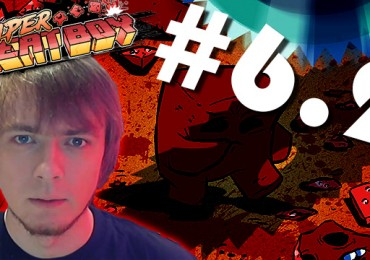 Super Meat Boy #6.2 - Финальный Чебурек