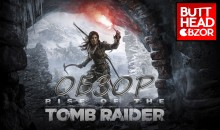 Обзор Rise Of The Tomb Raider
