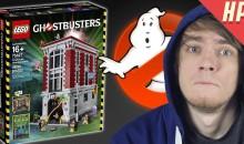 LEGO Квартира Охотников за Привидениями! — Новости Развлечений