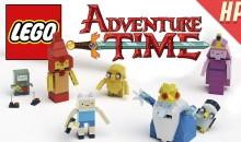 Набор LEGO по Adventure Time (Время Приключений) — Новости Развлечений