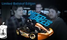Что такое… Игровой Батискаф на презентации Need for Speed