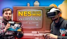 Super Mario в VR. NES Classic Mini и на чём в неё лучше играть.