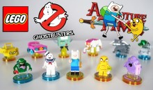 Adventure Time и Ghostbusters — LEGO Dimensions