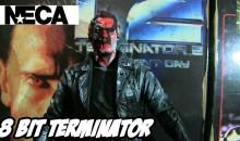 Обзор фигурки Terminator 2 8 Bit (NES) — NECA
