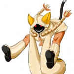 Рисунок профиля (Taokaka)