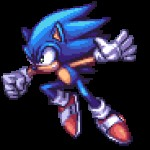 Рисунок профиля (The Sega Nerd)