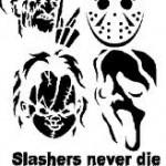 Логотип группы (We loves slashers movies!)