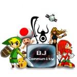 Логотип группы (BJ Community)