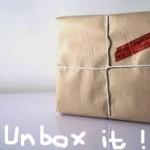 Логотип группы (Unboxing всего и всех)